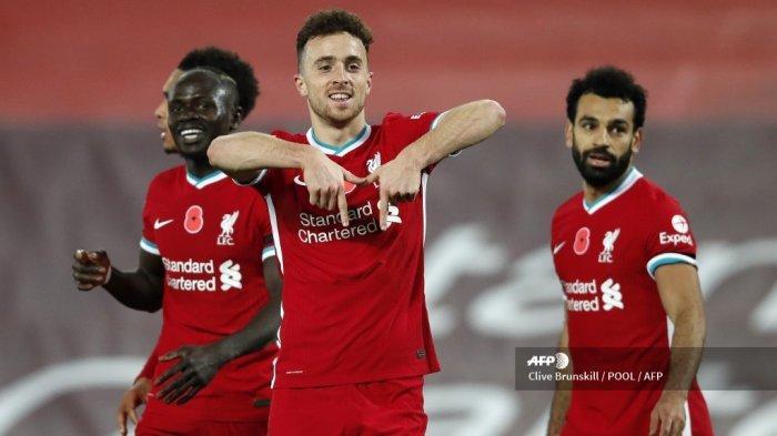 Peringatan Bintang Liverpool kepada Manchester City, Jota: Kami Bisa Kalahkan Mereka