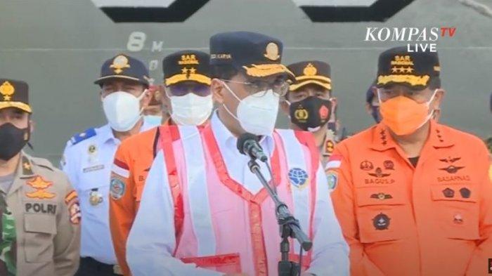 Keluarga Korban Akan Lakukan Tabur Bunga di Lokasi Jatuhnya Pesawat Sriwijaya Air SJ-182 Besok