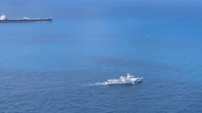 Bareskrim Polri, Kemenhub, dan KLHK Sidik Pelanggaran Hukum Kapal Tanker Iran dan Panama