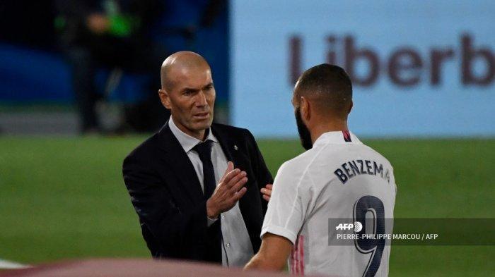 Link Live Streaming Real Madrid Vs Atletico Madrid, Zidane Yakin Los Rojiblancos Favorit Juara