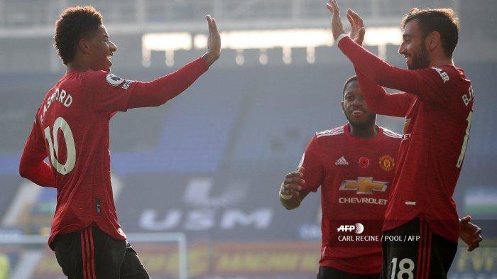 SUSUNAN PEMAIN & Live Streaming Southampton vs MU Liga Inggris, Rashford-Greenwood Jadi Tumpuan